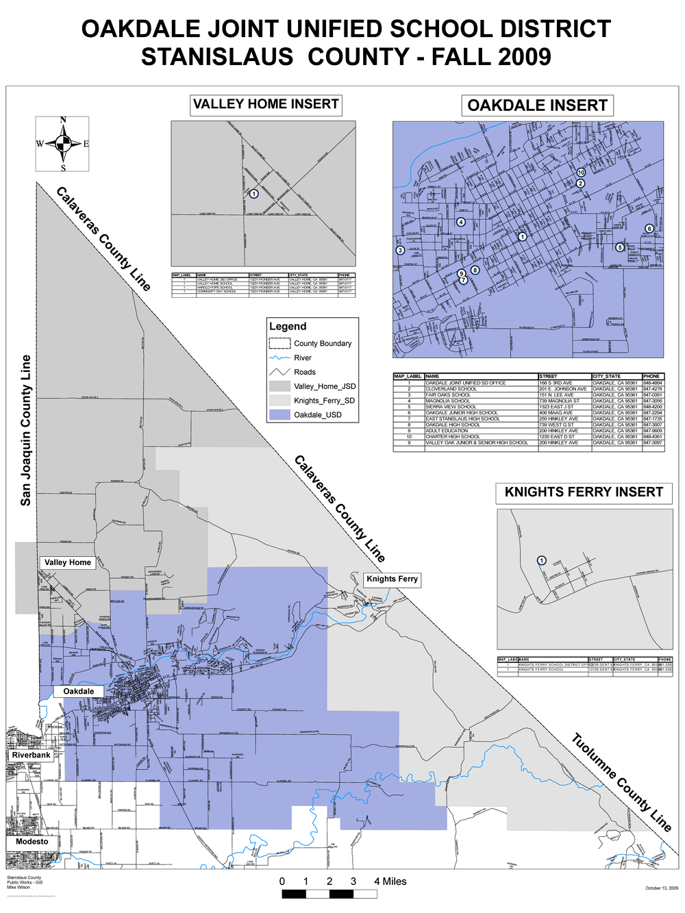 District Boundaries